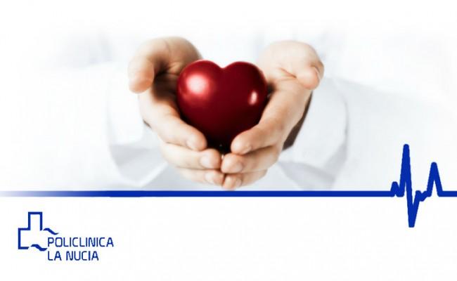 Cardiología – Policlínica La Nucia